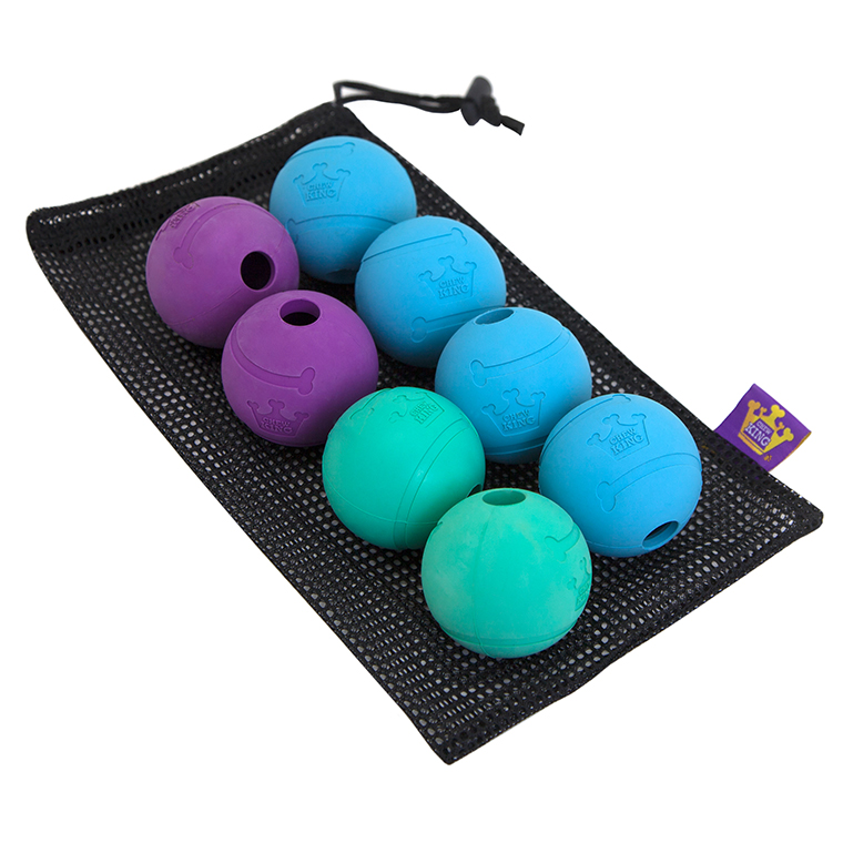 2.5 Inch Rubber Ball Value Pack